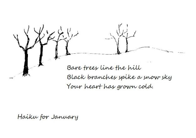 haiku for january